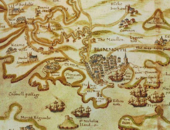 A TIMELINE OF DRAKE'S ISLAND