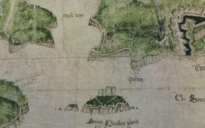 THE LAST YEARS OF ELIZABETH I AND THE ONGOING FORTIFICATION OF THE ISLAND
