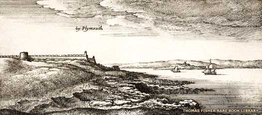 THE CIVIL WAR AND SIEGE OF PLYMOUTH – THE ISLAND NEARLY BETRAYED