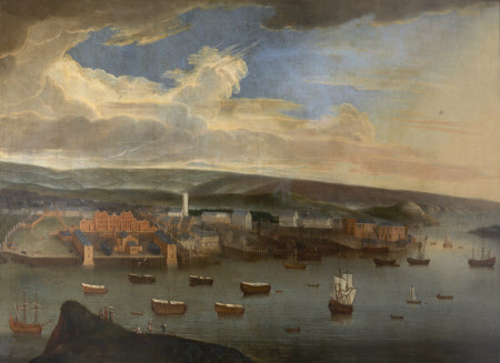 WARS WITH THE FRENCH AND THE NEW DOCKYARD AT DEVONPORT