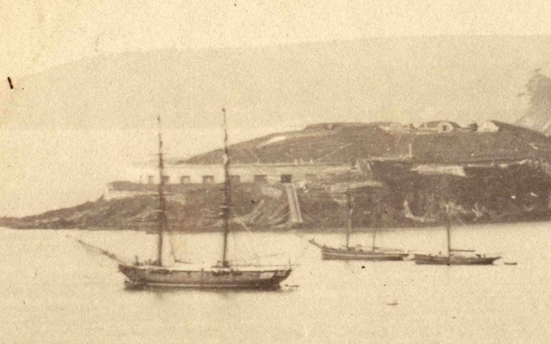 THE PALMERSTON FORTS OR CASEMATES