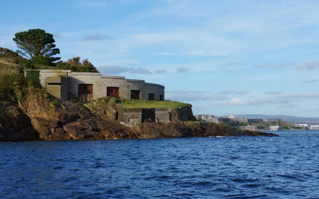 The 1895 Island Defences Survey