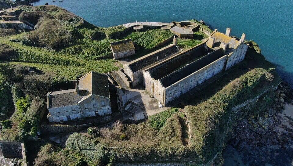 1898, The First Breech Loading Battery and the Defences Tested