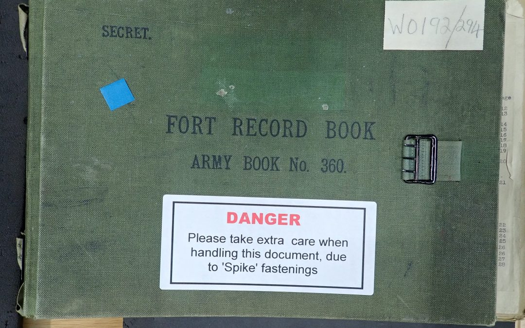 World War Two – The Fort Record